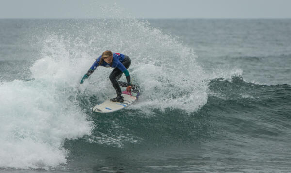 Lucia Indurain - ARG - Maui and Sons Pichilemu Woman´s Pro