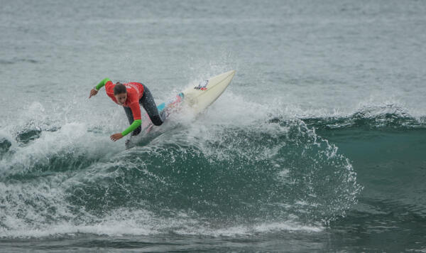 Nathalie Martins - BRA - Maui and Sons Pichilemu Woman´s Pro