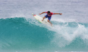 CJ Hobgood - Quiksilver Pro Gold Coast 2010