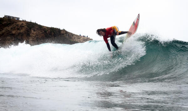Lorena Fica - CHL - Maui and Sons Pichilemu Woman´s Pro