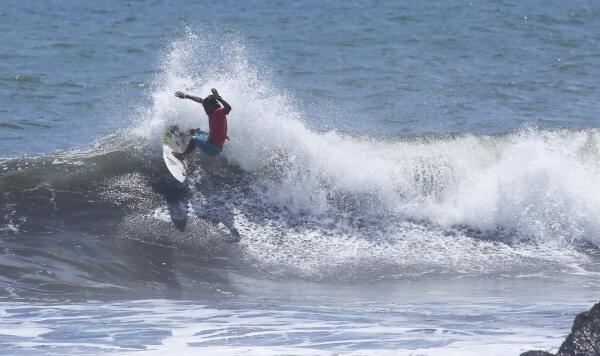 Jair Perez (CRI) won the Essential Costa Rica Open Trials for a spot into the QS3,000 event October 5 - 9.