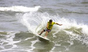 Hiroto Ohhara was a standout at the Vans Pro in Virginia Beach.
