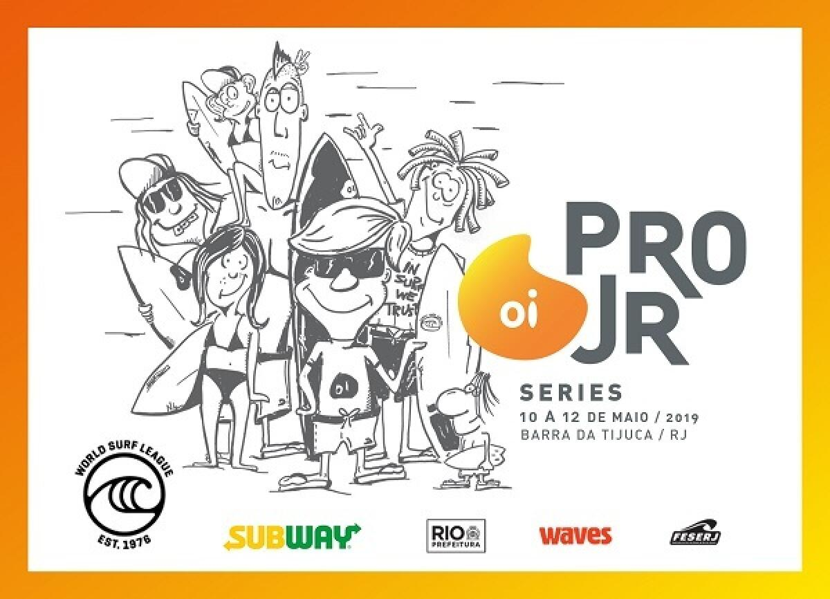 Oi Pro Junior Series