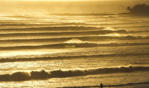 The Superbank, in all its golden glory. Photo: Joli
