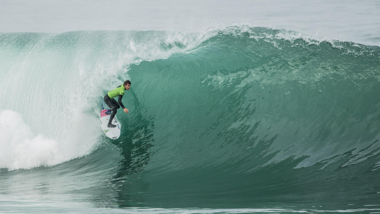 Tomas Tudela - Maui and Sons Arica Pro Tour