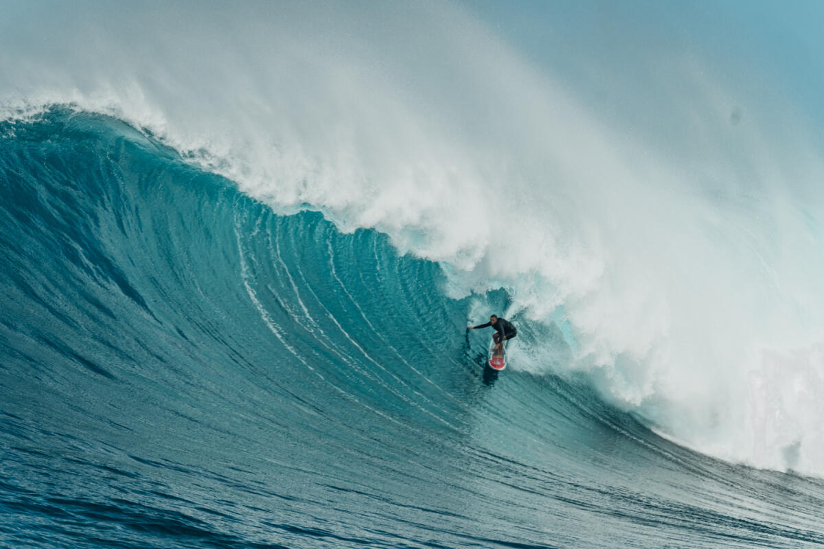 2020 Biggest Paddle Entry: Billy Kemper at Jaws 2