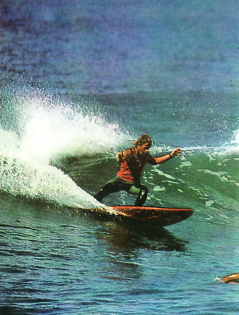 Shortboard revolutionary.
