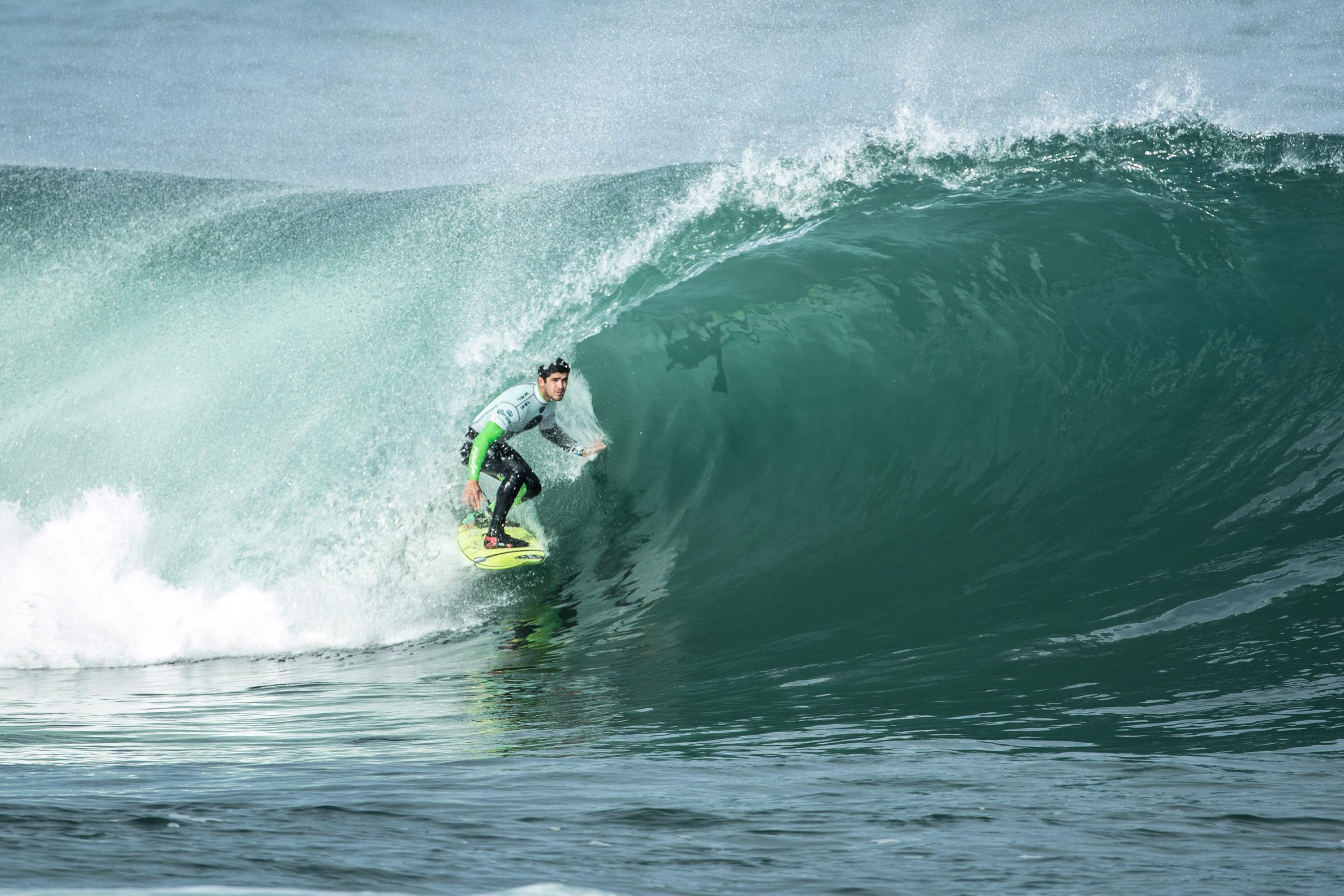 Manuel Selman - Maui and Sons Arica Pro Tour