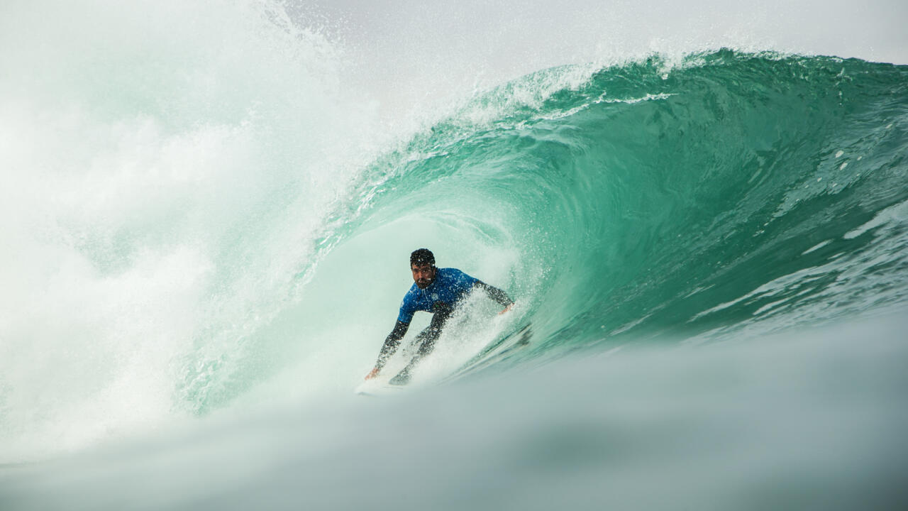Jeronimo Vargas - Maui and Sons Arica Pro Tour