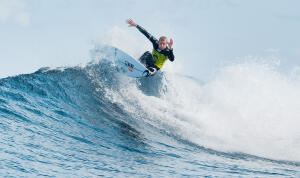 Mick Fanning, Bells Beach 2014