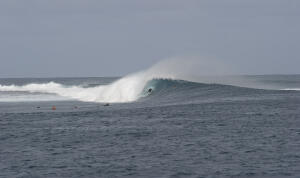 Cloudbreak warm up sessions today were impressive.