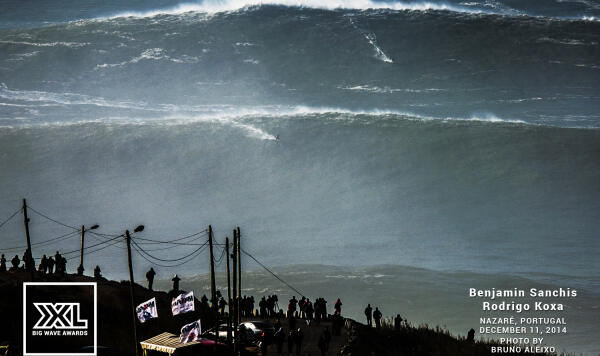 December 11 Surf Session Nazare
