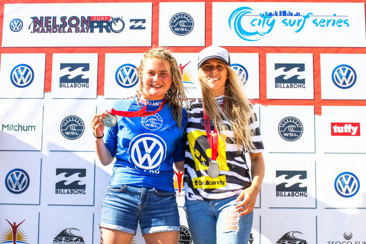QS1,000 Women's Finalists