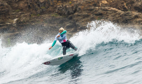 Leilani McGonagle - CRI - Maui and Sons Pichilemu Woman´s Pro
